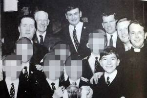 celtic boys' club sex abuse victim says 'damning' jim torbett picture exposes separate entity 'myth'