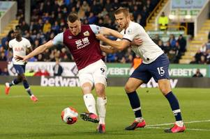 tottenham player ratings vs burnley: giovani lo celso shows his class as eric dier impresses