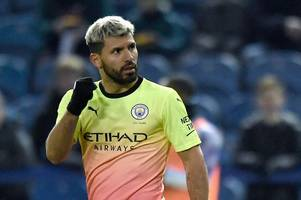 man city will let sergio aguero leave this summer under transfer condition