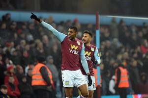 aston villa transfer news: wesley offers injury update as leicester city preparations continue