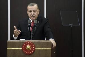erdogan to hold eu talks over migrant crisis