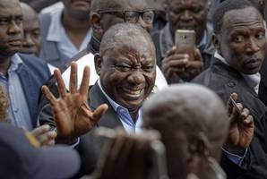 s.african court clears ramaphosa of misleading parliament