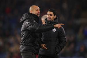 mikel arteta explains why he is so much more than arsenal's pep guardiola clone