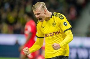 liverpool urged to sign erling haaland to make up 'awesome front four'