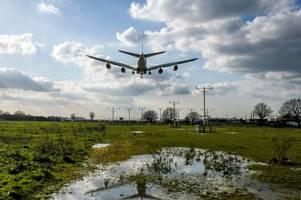 heathrow airport reports passenger numbers down amid coronavirus fears