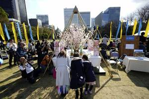 japan marks 9th anniversary of 2011 disaster with muted observances