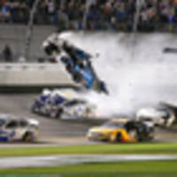 motorsport: 'miracle on so many levels' - nascar driver ryan newman on how he walked from that crash