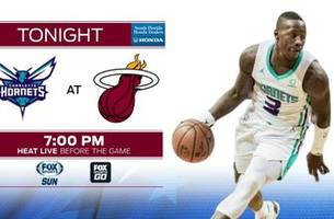 heat return home to take on hornets