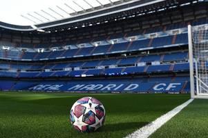 breaking real madrid in quarantine over coronavirus fears ahead of man city champions league clash