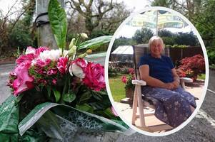 tribute to 'much loved' grandmother, 75, who died in two-car haslemere crash