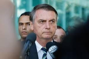 brazilian president jair bolsonaro tests positive for coronavirus days after meeting with trump: report