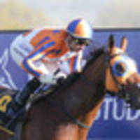 racing: melody belle too late in all-star mile