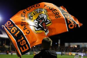 castleford tigers v st helens: how to watch, team news and why chris kamara is on