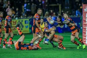 castleford tigers v st helens live super league score updates, analysis and reaction