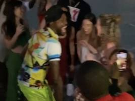 "meek mill teaches a bunch of young women pop smoke's dance moves: ""they doing it better than me"""