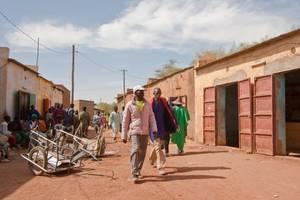 attacks, ethnic massacres leave ghost villages in central mali
