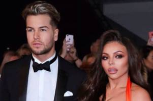 love island's chris hughes targeted by online troll pretending to be girlfriend jesy