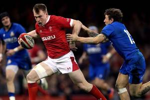 will greenwood's team of the six nations includes 'sensational' welsh rookie and team-mate 'operating on extraordinary level'