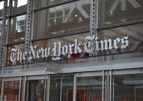breaking: china to expel new york times, washington post, wall street journal reporters from country