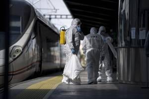 over 11,000 confirmed cases of coronavirus in spain