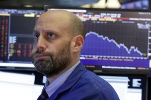 wall street sees worst day in three decades as coronavirus batters economy