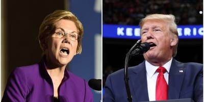 trump's airline bailout plan echoes elizabeth warren by seeking to limit executive pay increases until federal loans are repaid