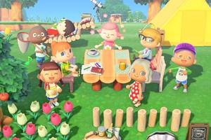 The creators of Animal Crossing hope New Horizons can be 'an escape' in difficult times