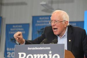 sanders to 'assess' u.s. presidential campaign after latest biden wins in democratic nominating race