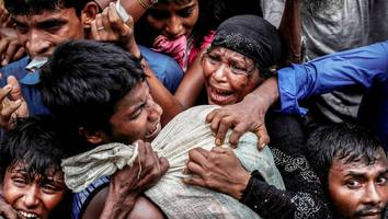 Photographer Cathal McNaughton won Pulitzer Prize for his coverage of the persecution of Rohingya Muslims in Myanmar...  so why has he not lifted a camera since returning to his native Glens of Antrim?