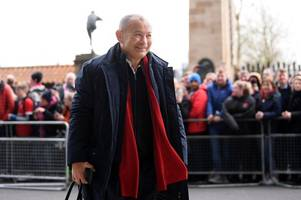 rugby morning headlines as ex-england star hits out at eddie jones' wales jibe