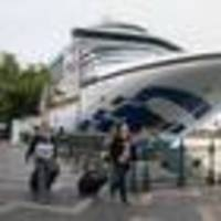 cruise ships kept sailing as coronavirus spread. travellers and health experts question why.