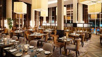 restaurant review: the seahorse in belfast's grand central hotel