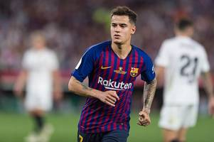 coutinho will be regretting swapping liverpool for barcelona, claims petit
