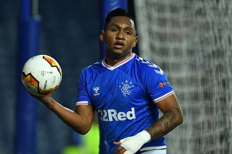 rangers braced for alfredo morelos bid as atletico madrid 'plan' transfer raid