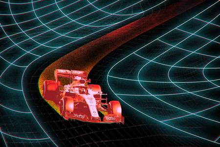 f1 and nascar races are canceled, but sim racing events are taking their place