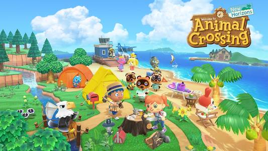 A guide to your first hour in 'Animal Crossing: New Horizons,' including how to quickly pay off your first loan