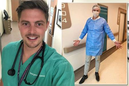 love island's dr alex calls for free parking for all nhs staff at hospitals