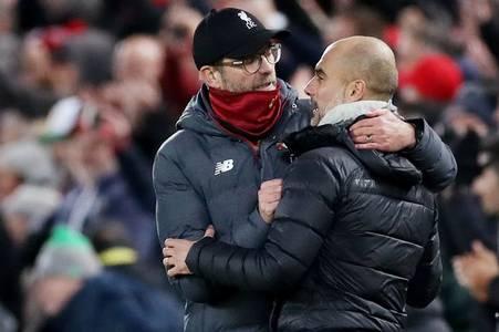 man utd hero rio ferdinand debates whether klopp or guardiola is better manager
