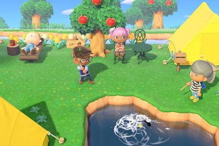 Stuck in Animal Crossing: New Horizons? Ask a friend for help