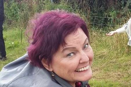first picture of woman 'murdered' at north staffordshire home