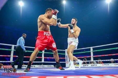 pulev sees no problem in fighting joshua without spectators