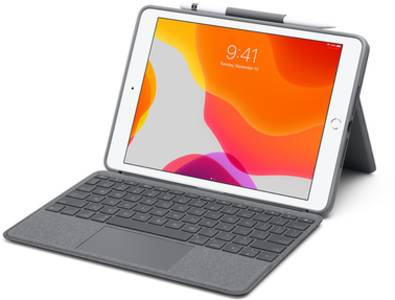Apple's iPad Pro looks identical to a MacBook with this $230 keyboard and trackpad case (AAPL)