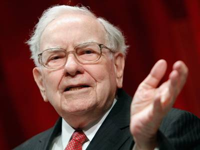 5 reasons warren buffett loves stock buybacks, which us lawmakers plan to suspend for companies they bail out