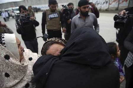 afghanistan: isis attack on sikh gudwara in kabul kills 25