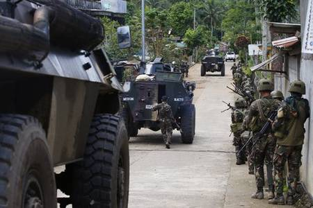 Philippine rebels declare cease-fire to heed UN chief's call amid COVID-19 pandemic