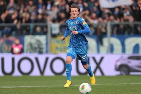liam henderson on how empoli are keeping him fit during serie b shutdown
