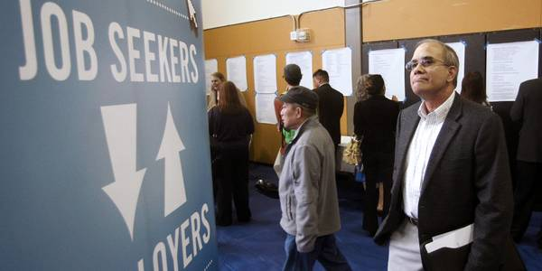 US jobless claims spike to a record 3.3 million as coronavirus triggers widespread unemployment