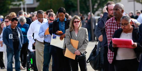 a record 3.3 million americans filed for unemployment benefits in a single week. here's why that number is likely much higher.