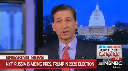 nbc's ken dilanian called out for 'deeply irresponsible' report praising china's coronavirus response over america's