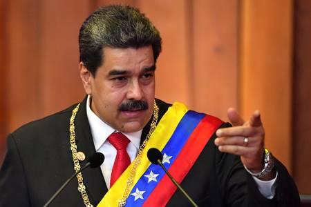 Venezuelan President Nicolás Maduro Charged With Drug Trafficking in the U.S.